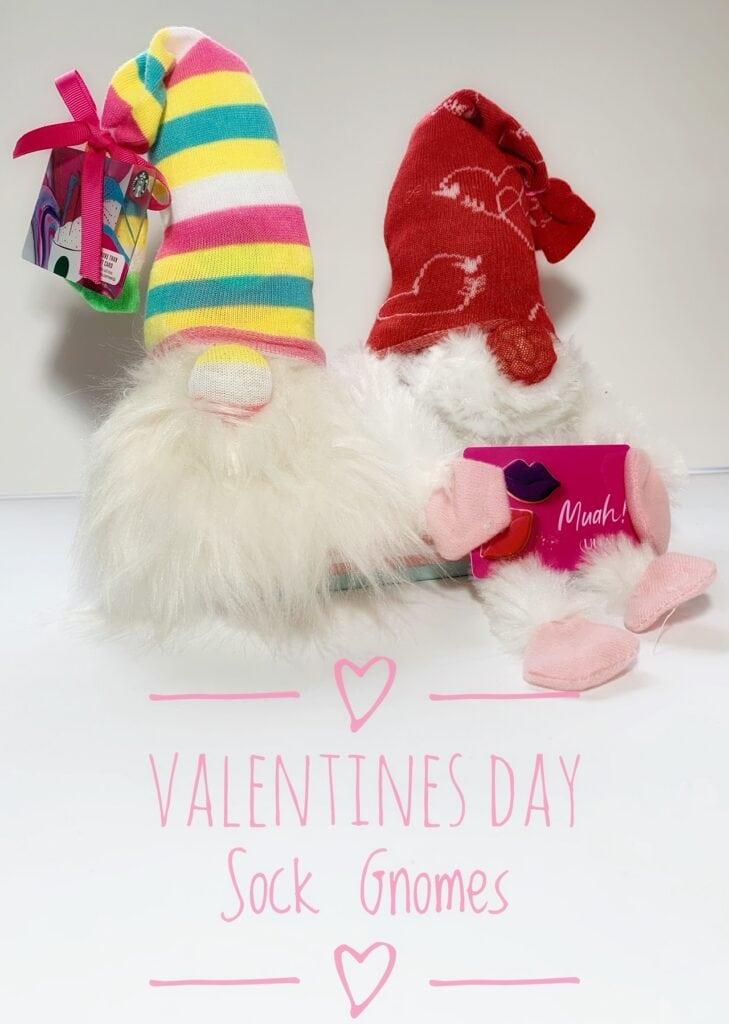 Valentines day gnomes
