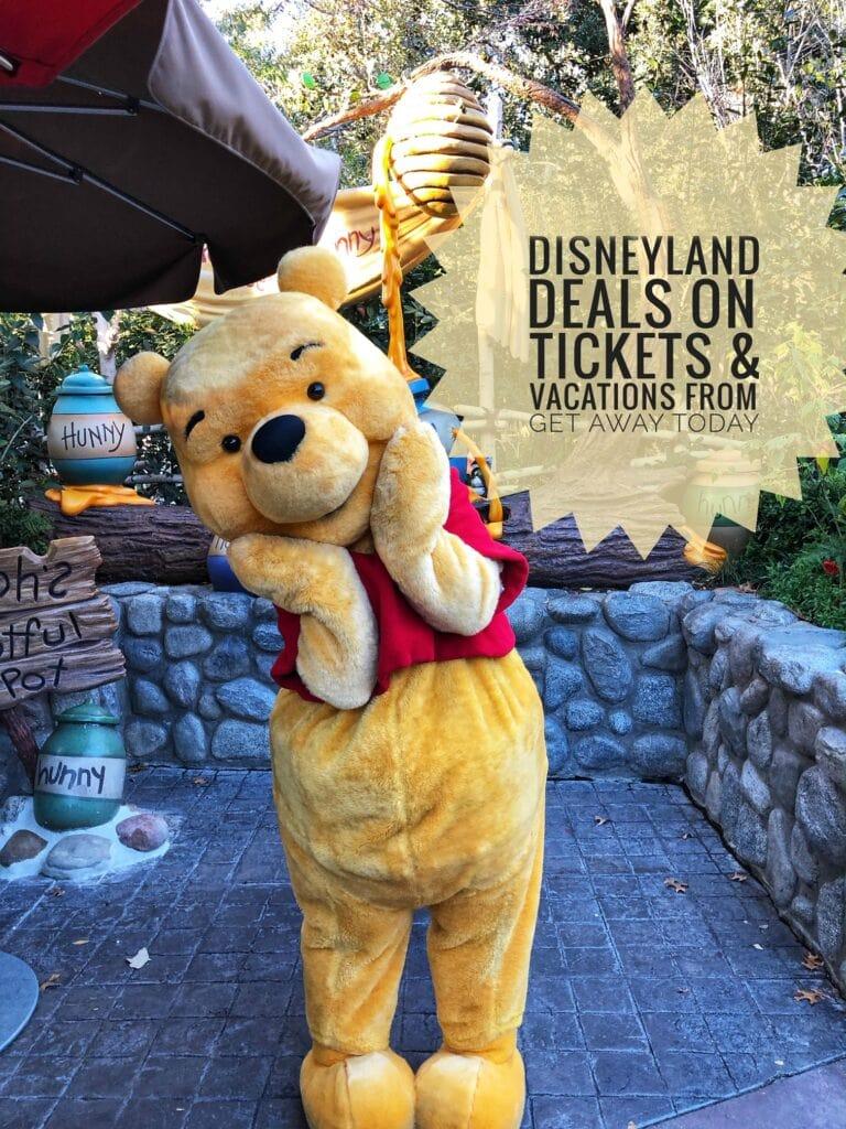 25% Off Disneyland Resort Hotels (For Travel Into October) – Super Prices!