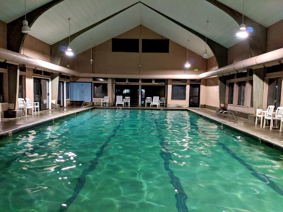 Mt Hood RV Village Pool