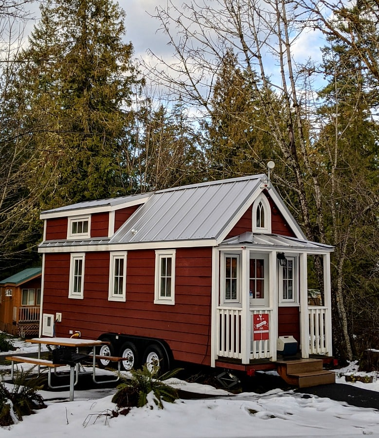 Scarlett Farmhouse Tiny House