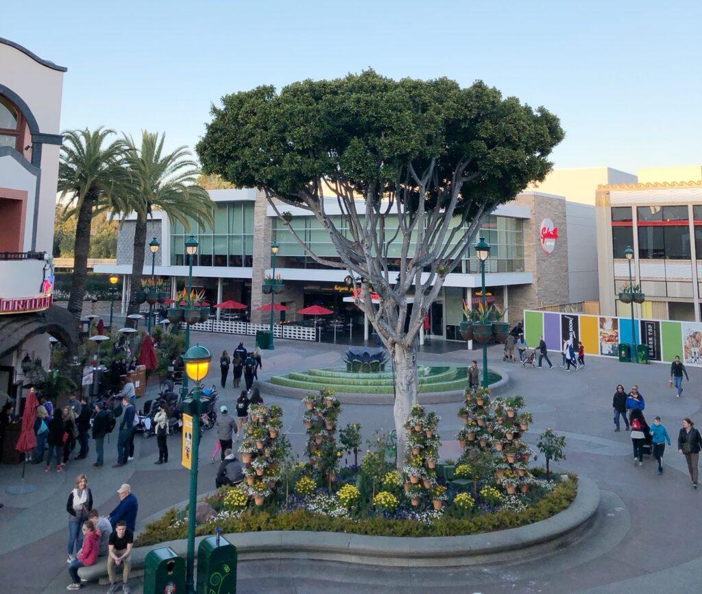 downtown Disney in California