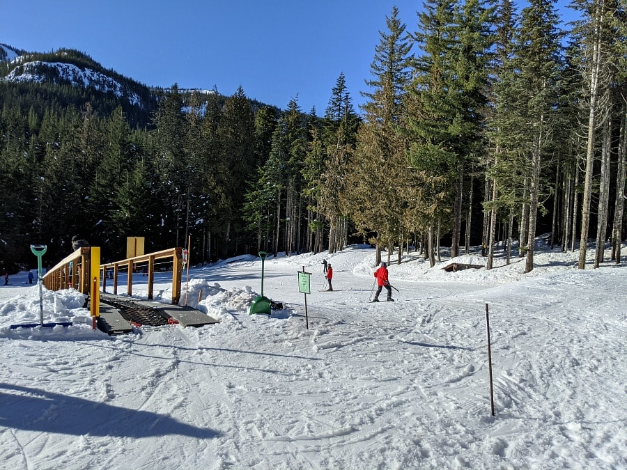 Mt Hood Ski Bowl Lessons