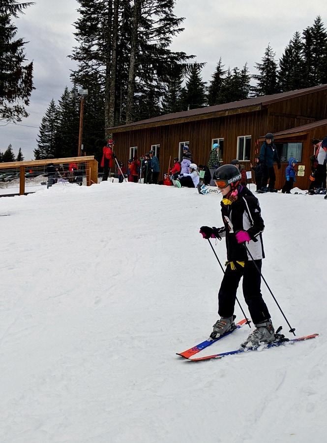 Mt Hood Ski Lessons