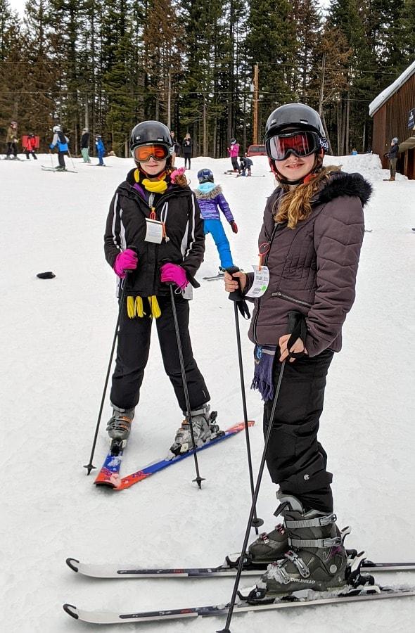 Mt Hood Skiing Lessons