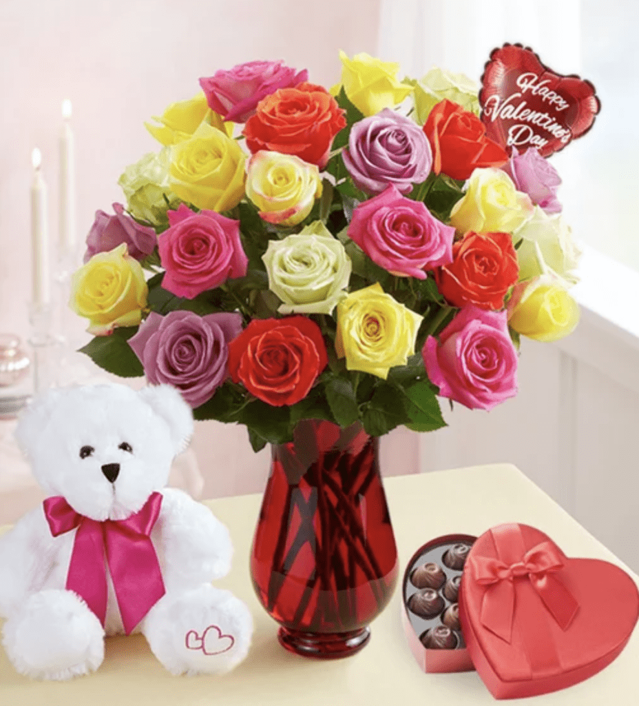 Valentine's Day Flower Delivery – As low as $29.99