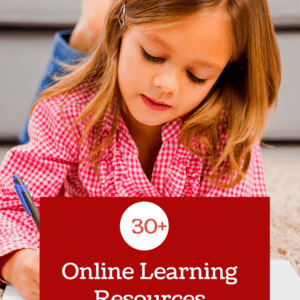 30+ Online Learning Resource