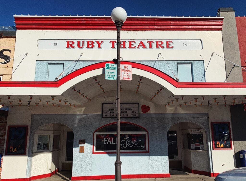 Ruby Theater in Chelan
