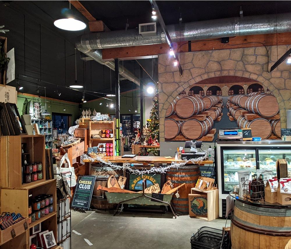 Lake Chelan Winery & Cheese Shop