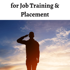 Veteran Resources for Job Training & Placement