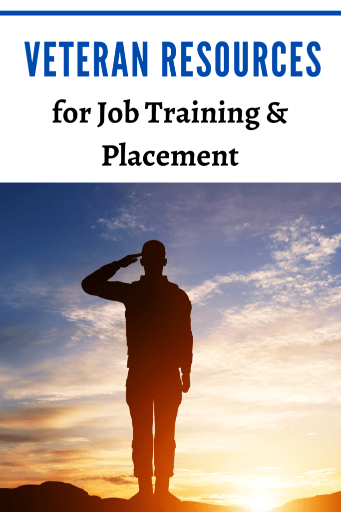Veteran Resources for Job Training & Placement from Goodwill