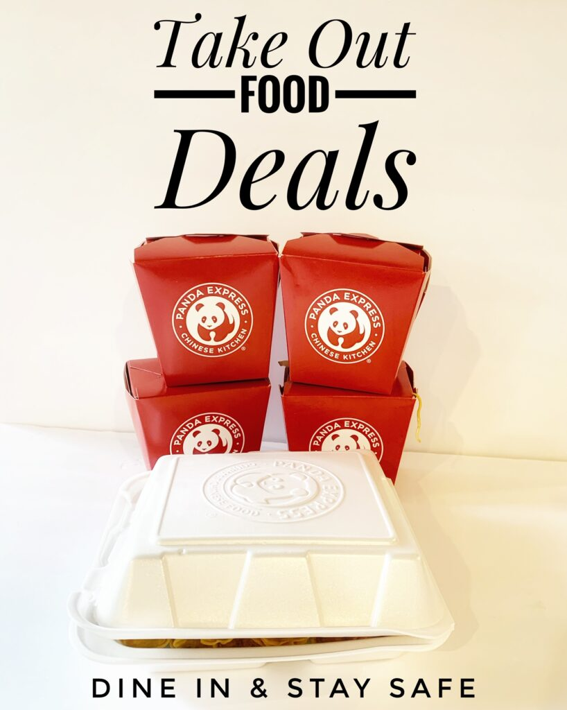 Take Out Food Deals – Family Meal Specials, Free Kids Meals & More!