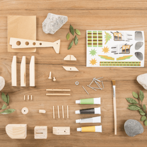 Young Woodmakers Kit