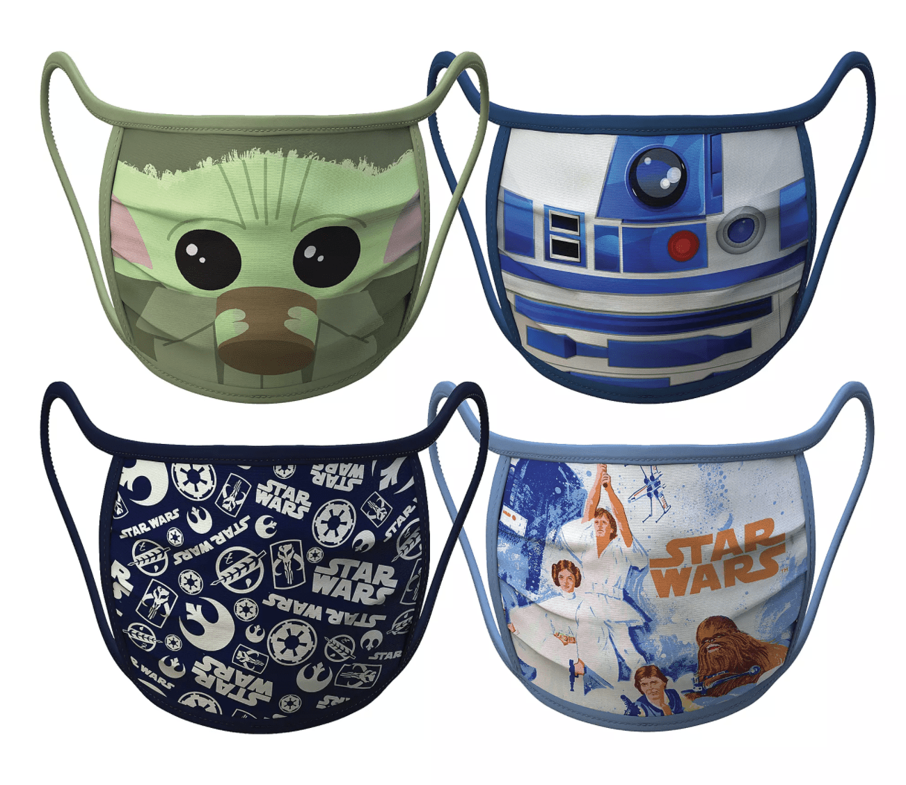 Star Wars Face Masks