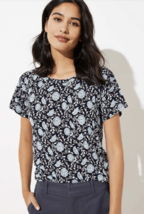 The Loft Daisy Top