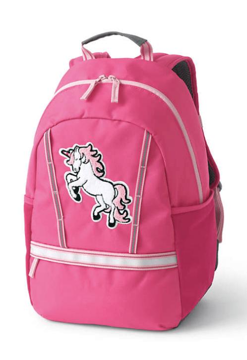 Lands End Girls Backpack
