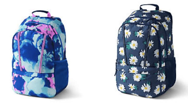 Lands End Backpacks
