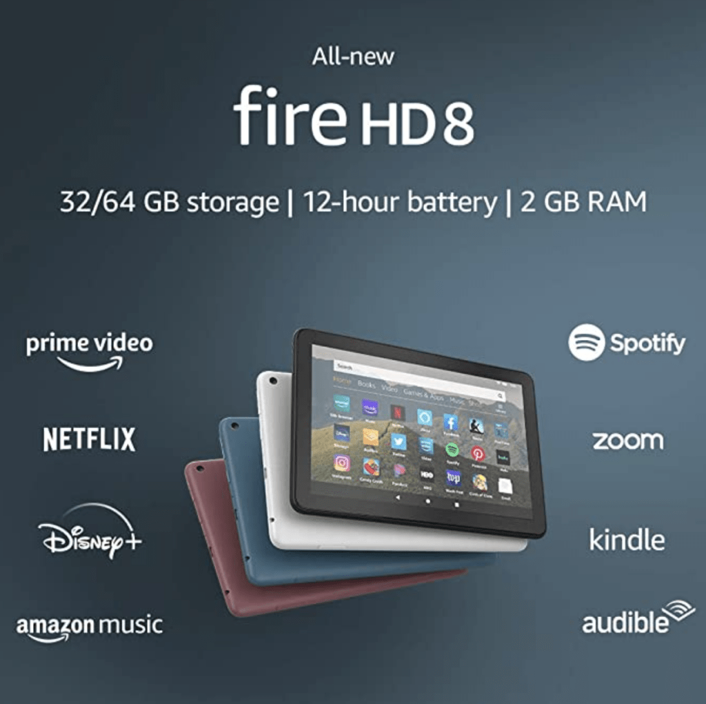 Fire HD 8″ Tablet – As Good As Black Friday Price Right Now!