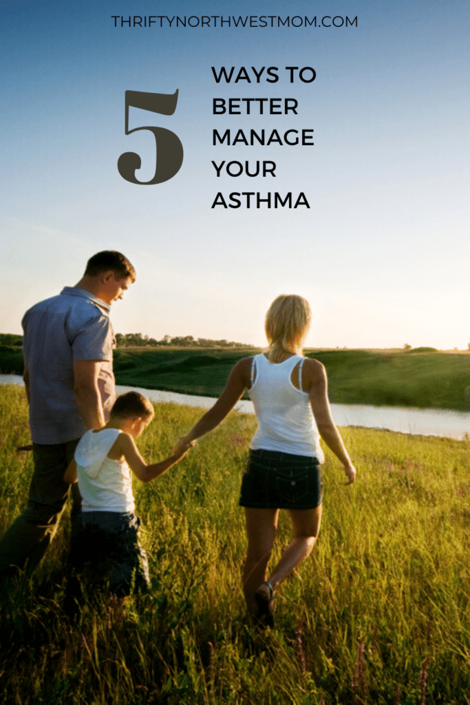 5 Tips for Better Asthma Management + Asthma Resources