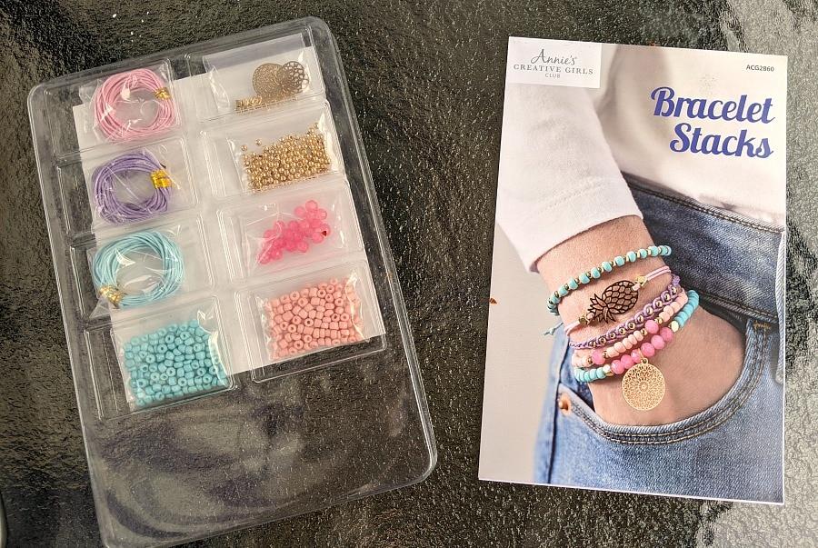 Annies Creative Crafts Bracelet Stacks