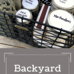 Backyard Smores Kit for Summer Gatherings