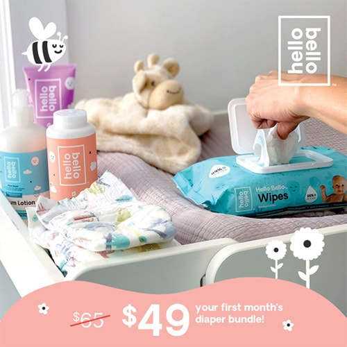 Hello Bello Diaper Coupon Code