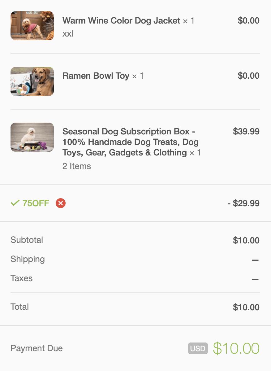 BoxDog Discount