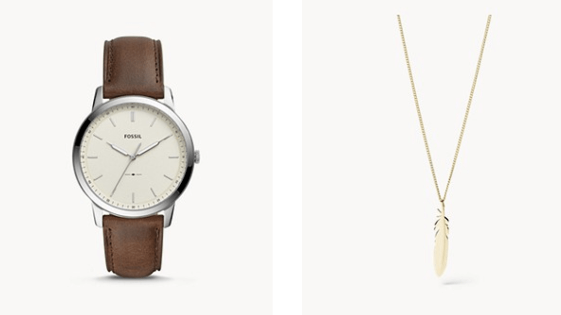 Fossil Watches on Sale