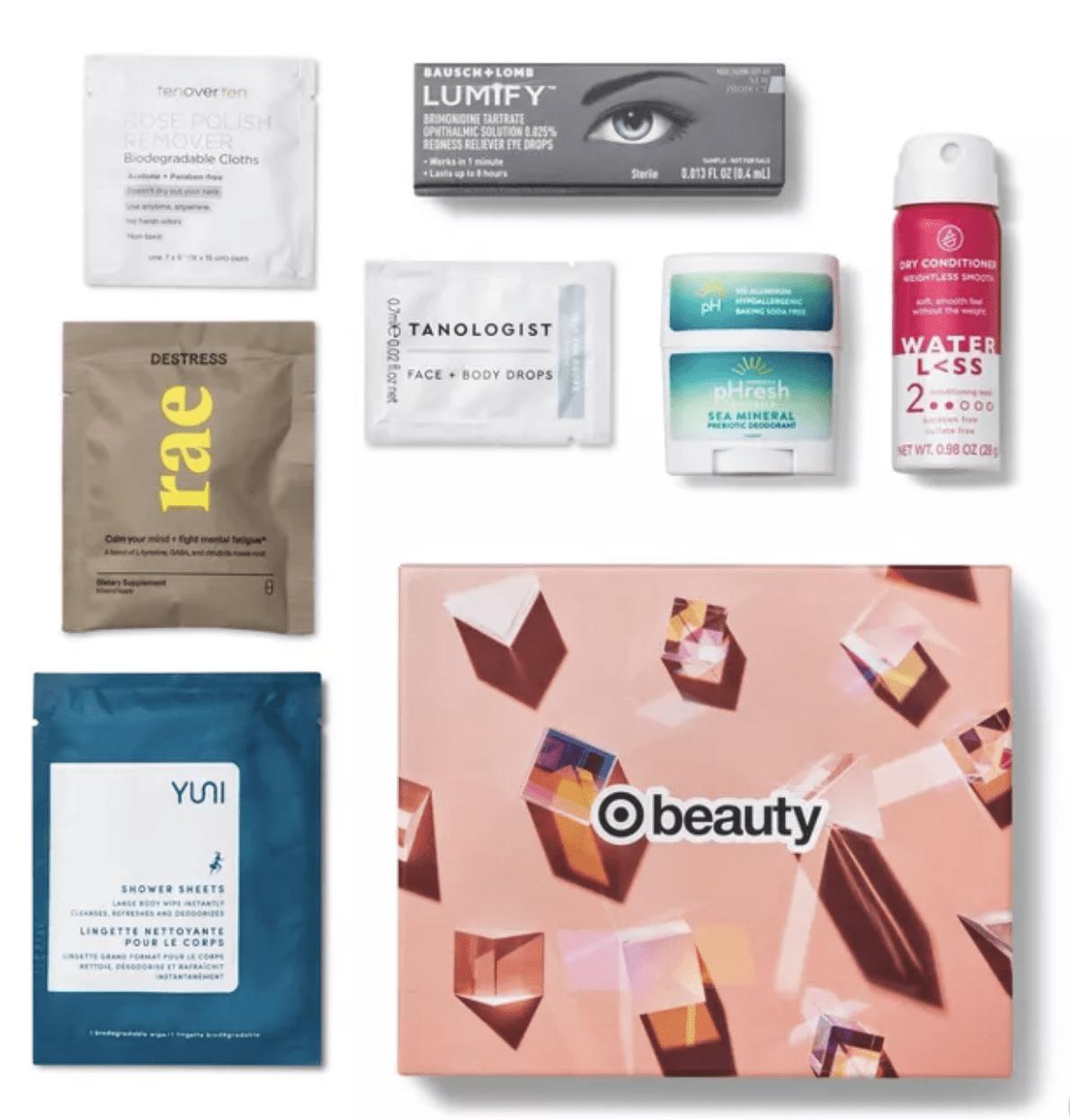 Target June Beauty Box