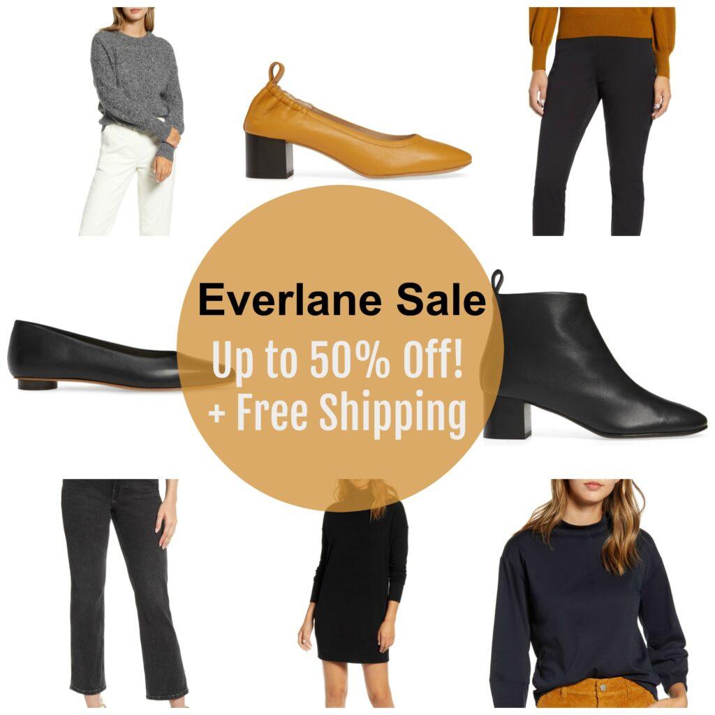 Everlane Sale