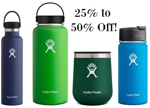 Hydro Flask Water Bottle Sale