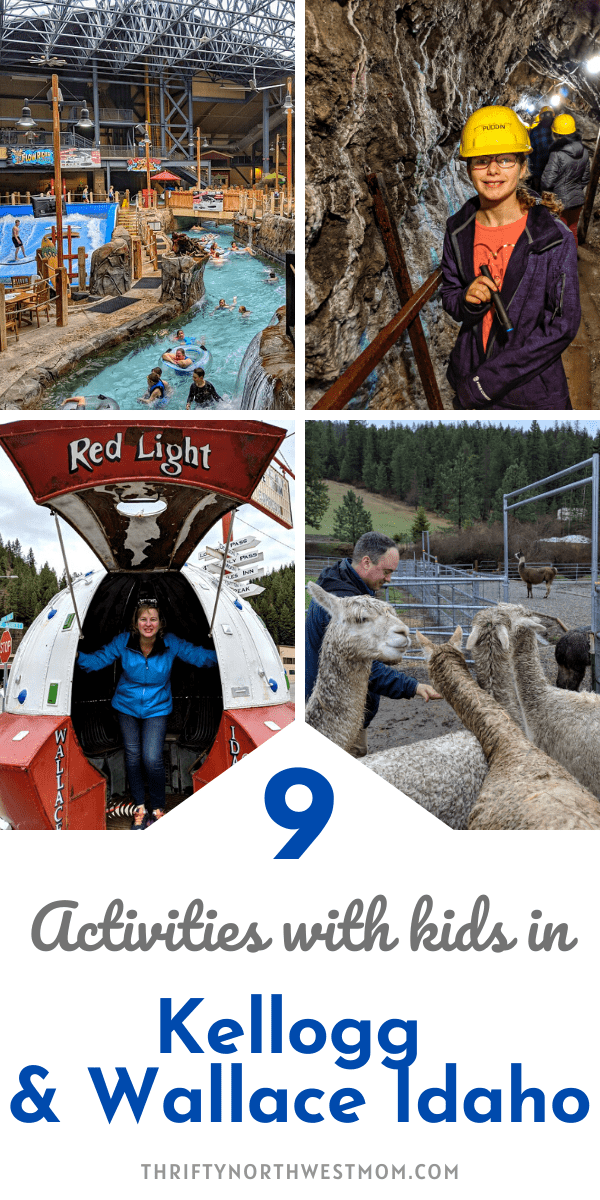9 Things to Do in with Kids in Wallace & Kellogg ID