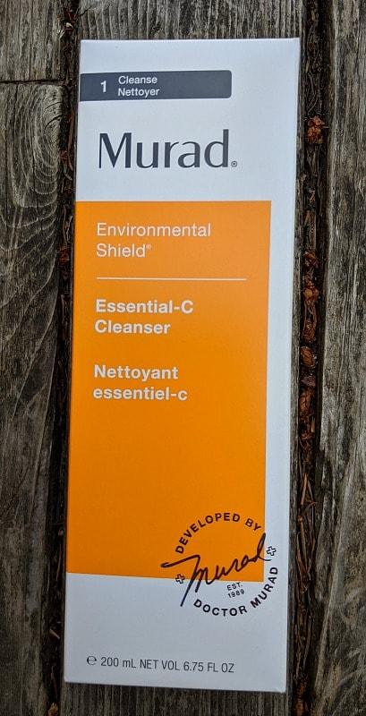 murad essential cleanser