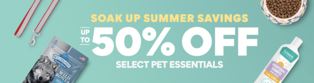 Chewy Pet Supplies on Sale