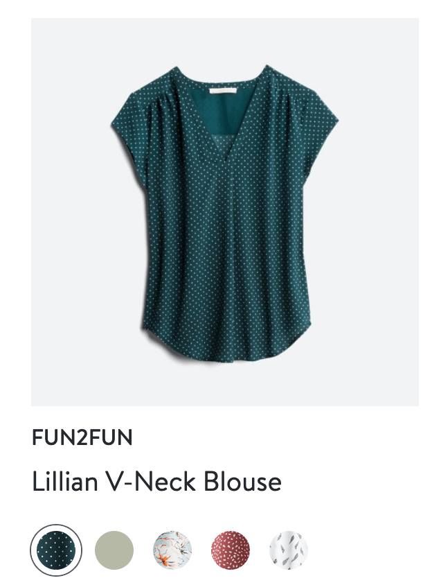 Stitch Fix Buy it Again items