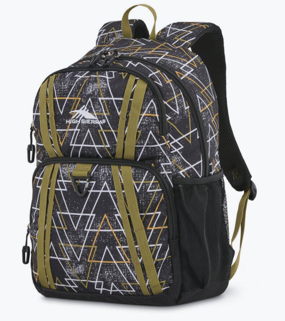 High Sierra Backpacks (Highly Rated)