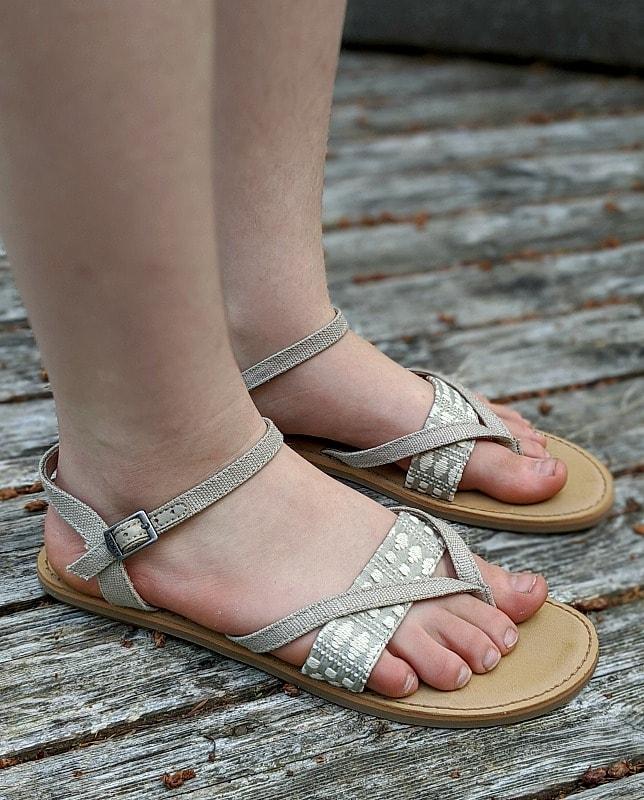 Stitch Fix Cute Summer Sandals