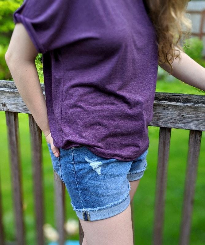 Stitch Fix Jean Shorts for Teens