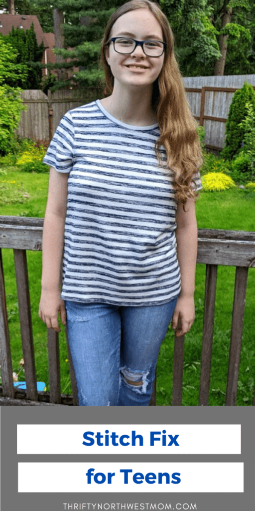 Stitch Fix for Teens – Discover New Styles While Shopping at Home!