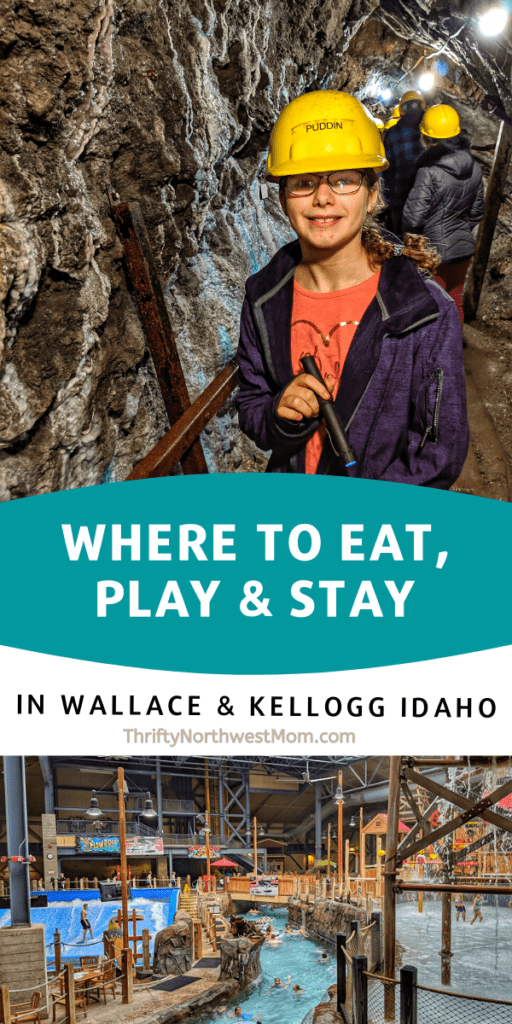 9 Things to Do with Kids in Kellogg & Wallace Idaho + Where to Stay & Eat!