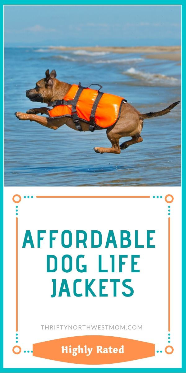 Affordable Dog Life Jackets