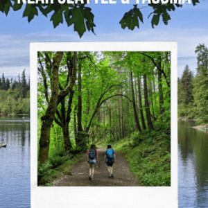 6 Tacoma & Seattle Hikes for Families