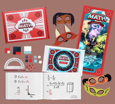 math starter kit online