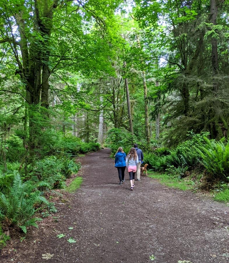 Point Defiance Park Trails