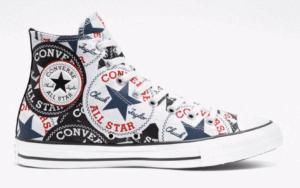 Converse Chuck Taylor Logo Shoes