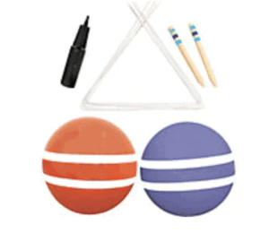 Giant Croquet Set