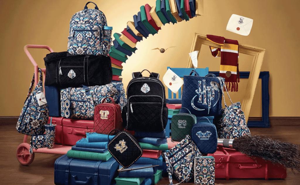 Vera Bradley Harry Potter Bags & More!