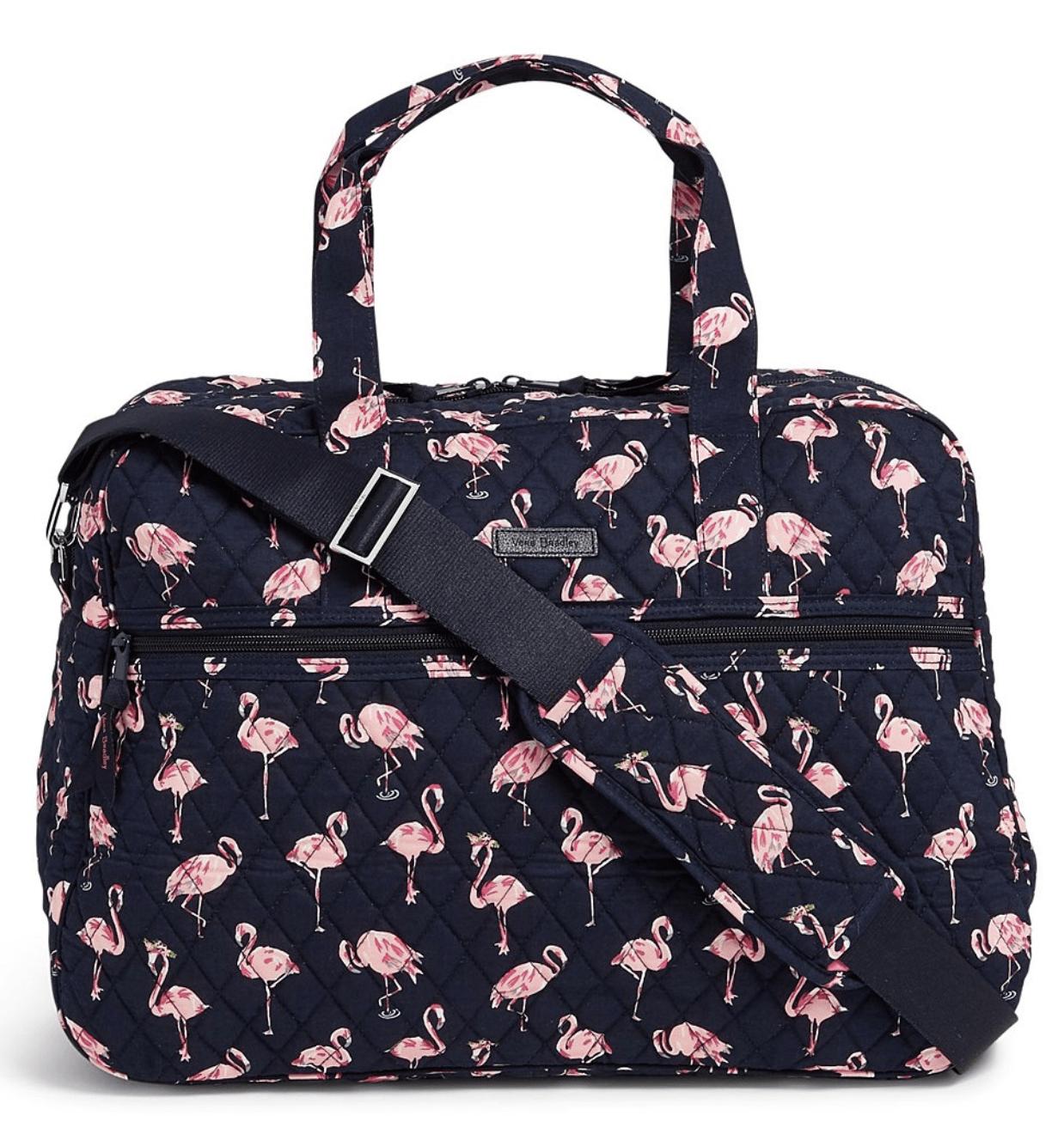 Vera Bradley Traveler Bag