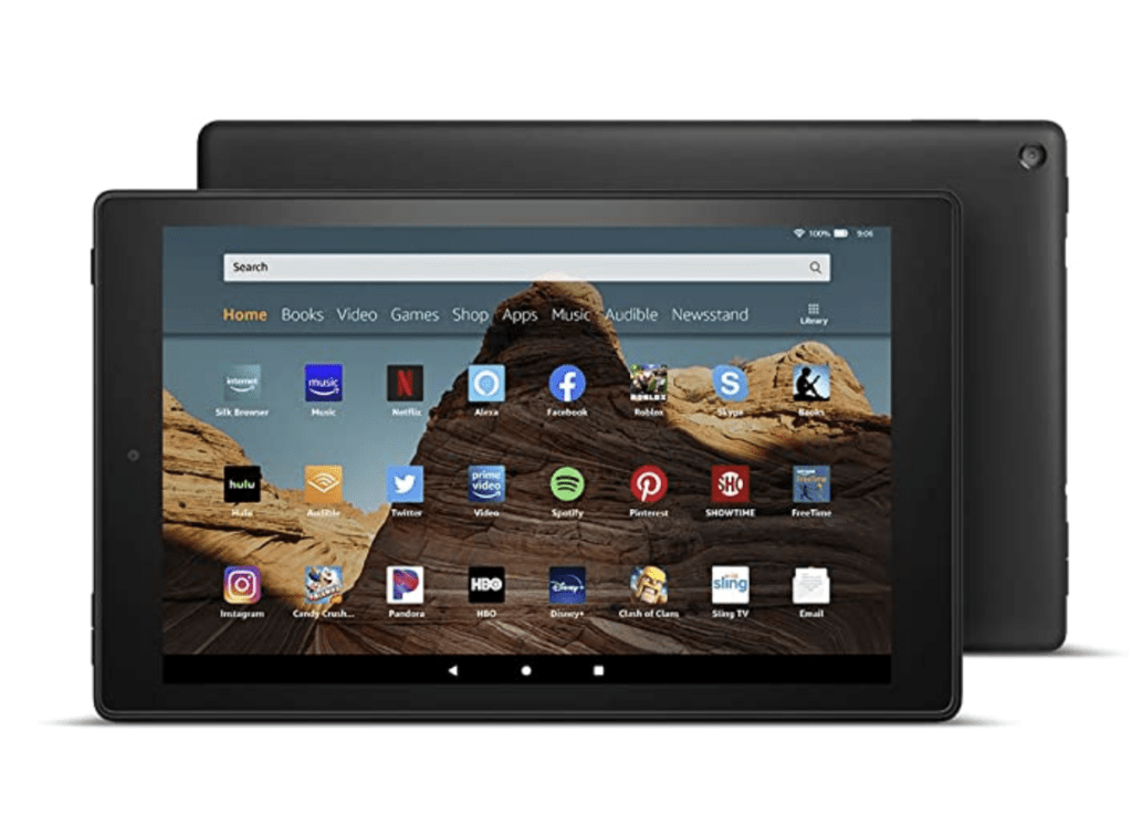 Amazon Fire Tablets On SALE- Start at $39.99 + More SUPER Deals!