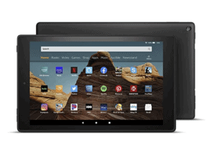 "Amazon 10"" Tablet"