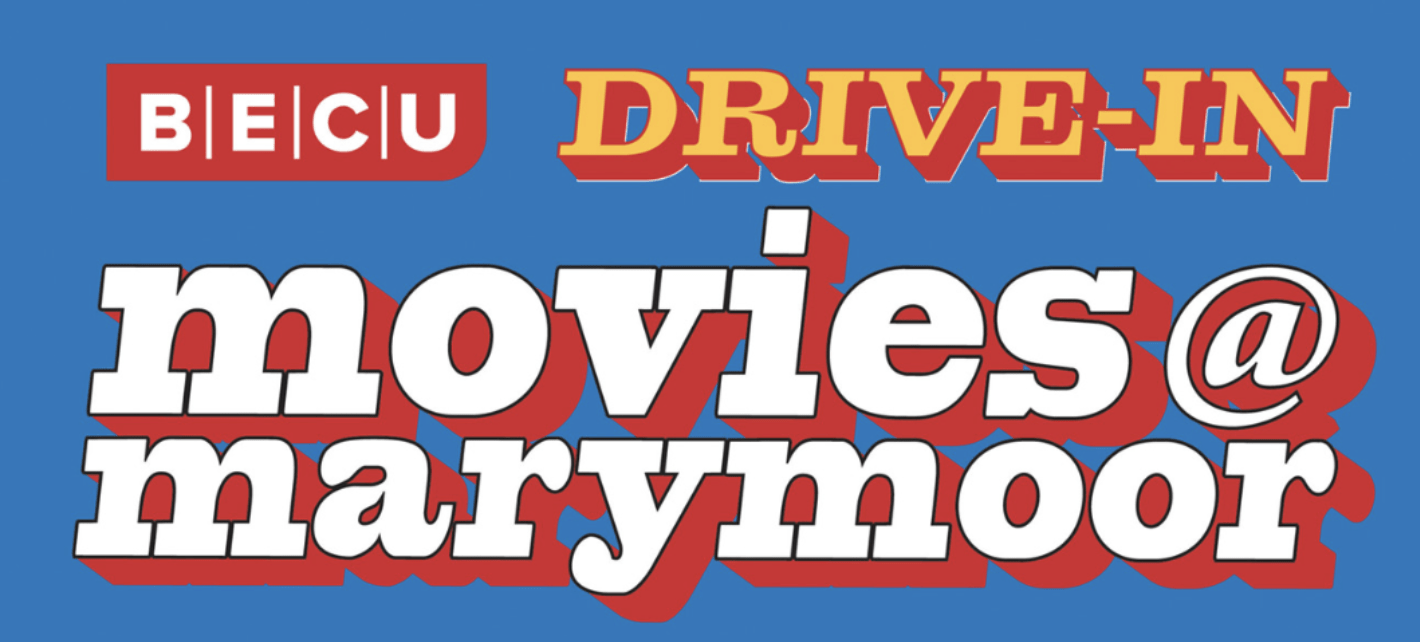 Drive in Movies at Marymoor Park